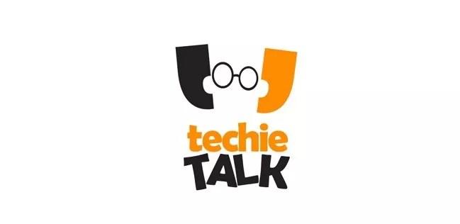 Techie Talk - Inspiration logo designs #4