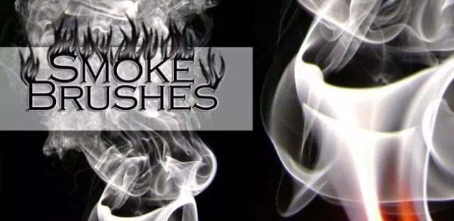 smoke brushes 06 - 180+ Awesome Smoke Brushes
