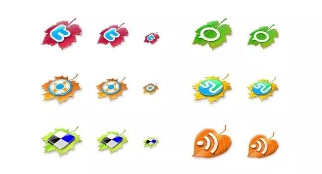 Social icons04 - 25 Set of Amazing Free Social Icons