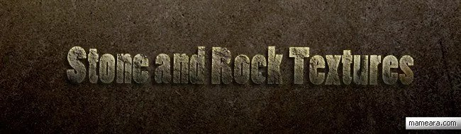 +60 Free High Resolution Stone and Rock Textures