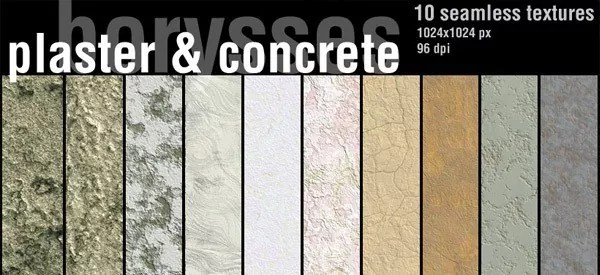 Concrete texture 5 - +100 Free High Resolution Concrete Textures