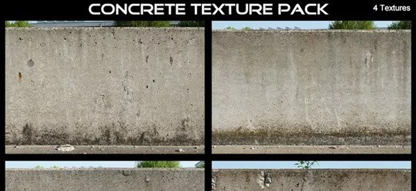 Concrete texture 9 - +100 Free High Resolution Concrete Textures