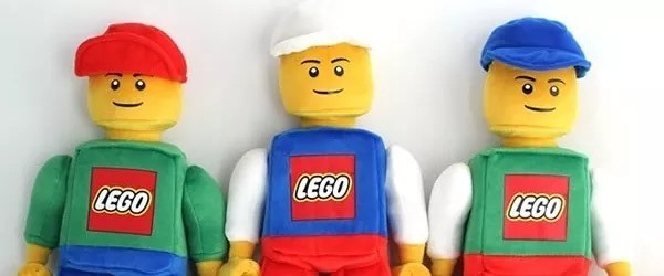 lego - Amazing collection of Plushy Gifts