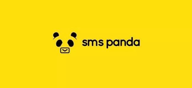 sms panda - 20 New & Fresh Logos on GraphicDesignBlog.org Gallery