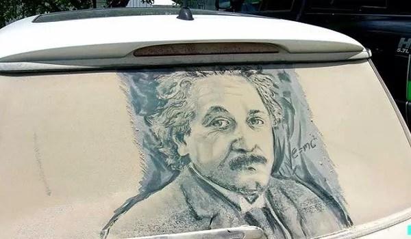 Dirty Car Art - Weekend Reading ?1 (1-13-2011)
