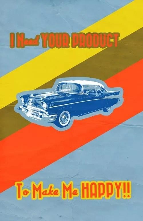 00 retro poster final - Create a Retro Poster in Photoshop