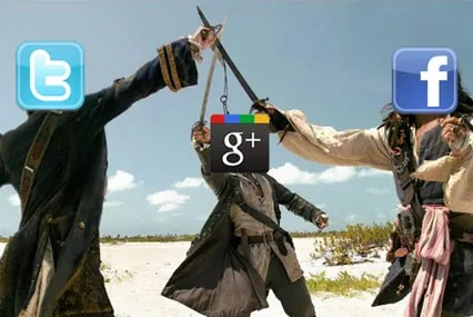 9 S 4f6f8 google plus facebook twitter battle - Google plus has disclosed a reconstitute of its social network with its Rivals
