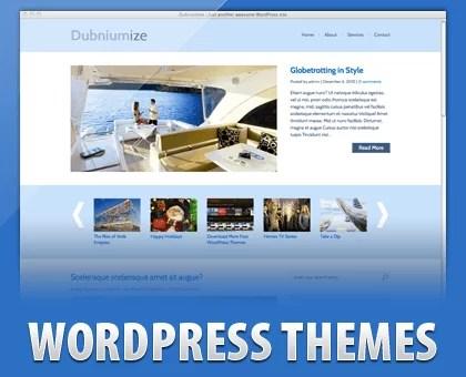 demo1 - Dubniumize Free WordPress Theme