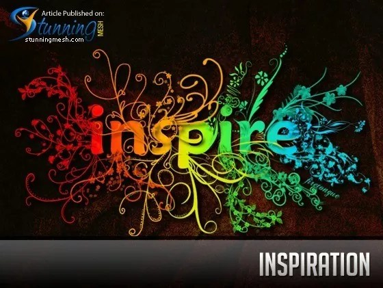 Inspiration - Inevitable Importance of Inspiration in Web Designing