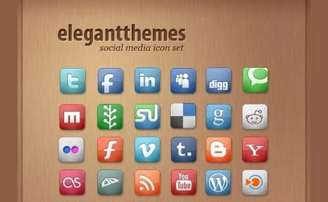 SocialMediaIcon1 - 18 Free Social Media Icon Packs