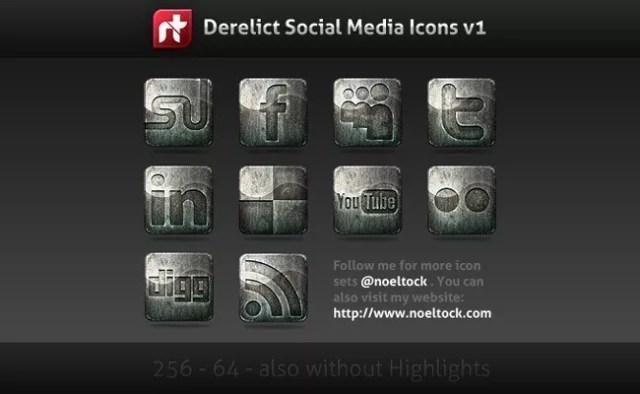 SocialMediaIcon11 - 18 Free Social Media Icon Packs