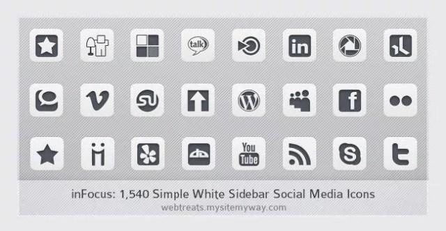 SocialMediaIcon12 - 18 Free Social Media Icon Packs
