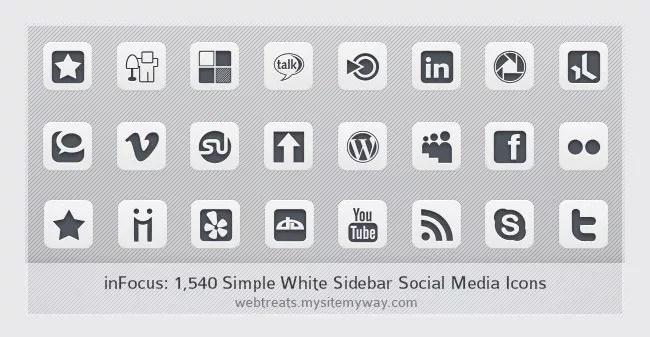 SocialMediaIcon12 - Free Social Media Icons 18 Sets