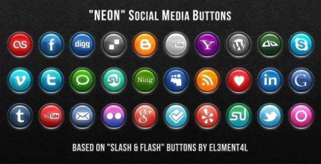 SocialMediaIcon5 - 18 Free Social Media Icon Packs