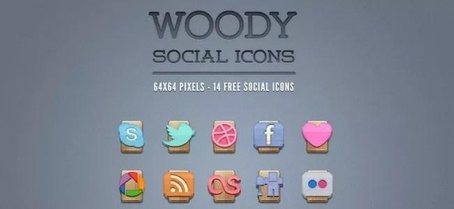 SocialMediaIcon9 - Free Social Media Icons 18 Sets