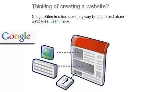 online web builder googlesites - Online Website Builders
