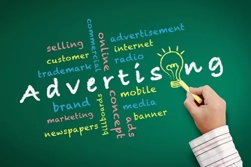 Advertising concept - Business on Facebook – Interesting Ways to make Money!!