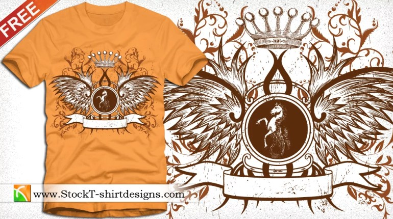 StockT shirtDesigns Free Sample 10 - Free T-Shirt Design Vector Free Download