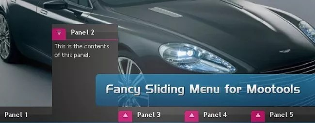 css menus7 e1347977928890 - Best CSS Menu Drop Down Tutorials to Make Interactive Menus