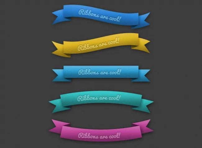 ribbon preview e1347190284970 - Free PSD Web Elements
