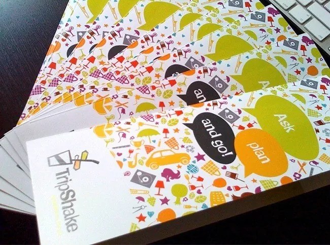 Brochure5 - Brochure Design Collection for Inspiration: 30+ Creative Examples