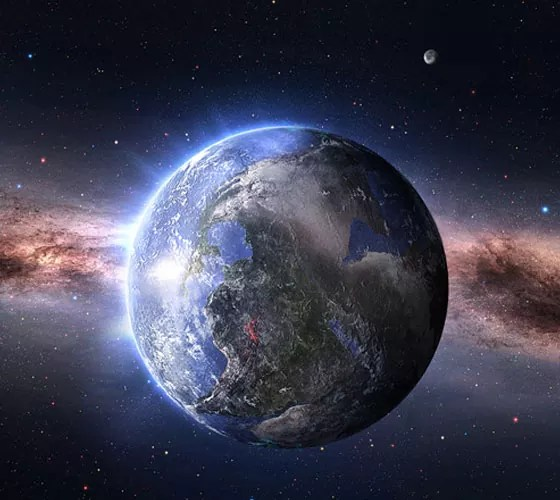 Planet Earth - 20 Beautiful & Cool iPad Wallpapers