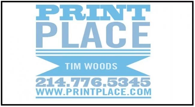 typography business card e1350798185379 - Creating and Printing Impressive Typographic Business Card