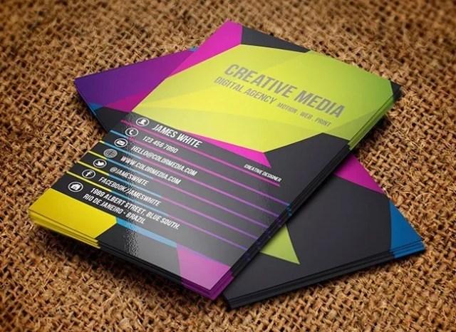 Business Card 15 - 23 Creative Business Card Designs