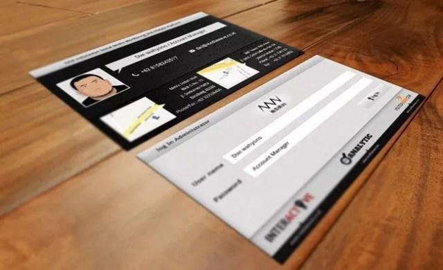 Business Card 19 - 23 Creative Business Card Designs