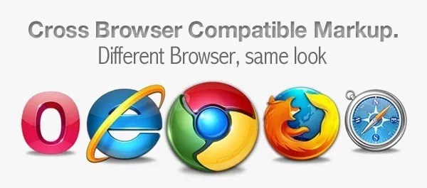 Cross browser1 - PSD to HTML Service by PSD2HTMLPros.com