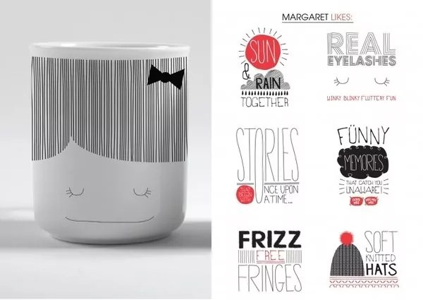 mugs cups designs by designsmag fun17 - Most Stylish Mugs and Cups Design