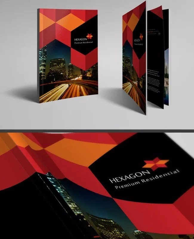 Brochure27 - Brochure Design Collection for Inspiration: 30+ Creative Examples