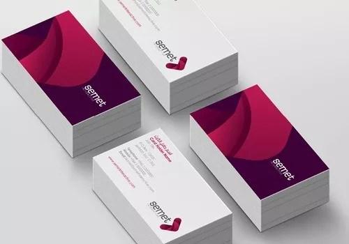 creative designer infocus dm semet business card - Muhammad Almousa, Creative Designer : In Focus at Designing Mall