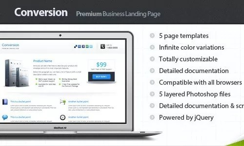 landing page conversion - Nitty Gritty of Landing Page and Amazing Collection