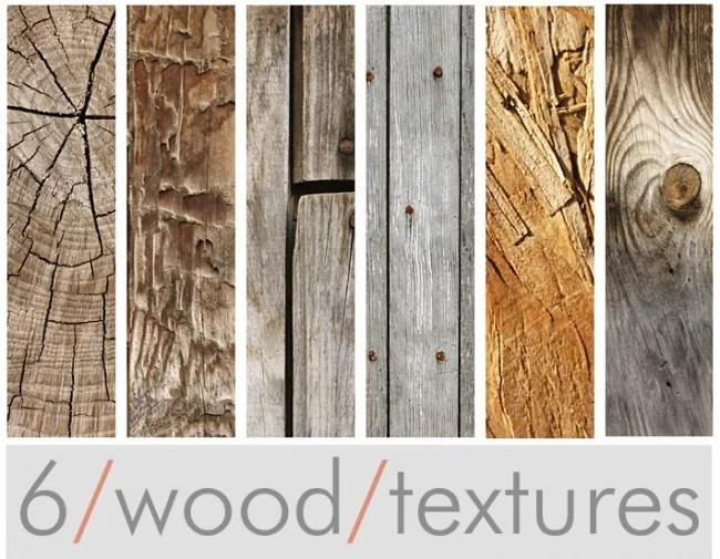 Six Wood Textures by lostandtaken e1359555555224 - 200+ Free High Quality Grunge Wood Texture