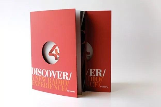 Folder 29  - Creative Presentation Folder Designs