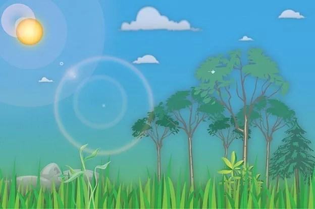 image000 - Illustrator Artwork Tutorial - Cartoon Landscape