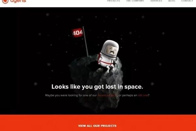 etyhty - 22 Creative 404 Error Page Designs