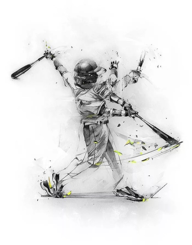 MLB01 - Amazing And Stunning Illustrations by Alexis Marcou