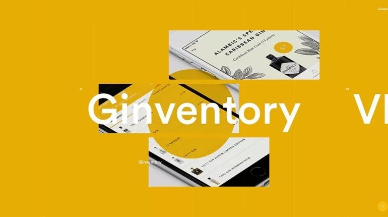 featured folios - 20 Best New Portfolio Sites, November 2017