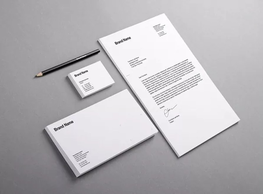Branding Identity Mock Ups and Templates - 60+ Branding, Identity & Stationery Free PSD Mockups