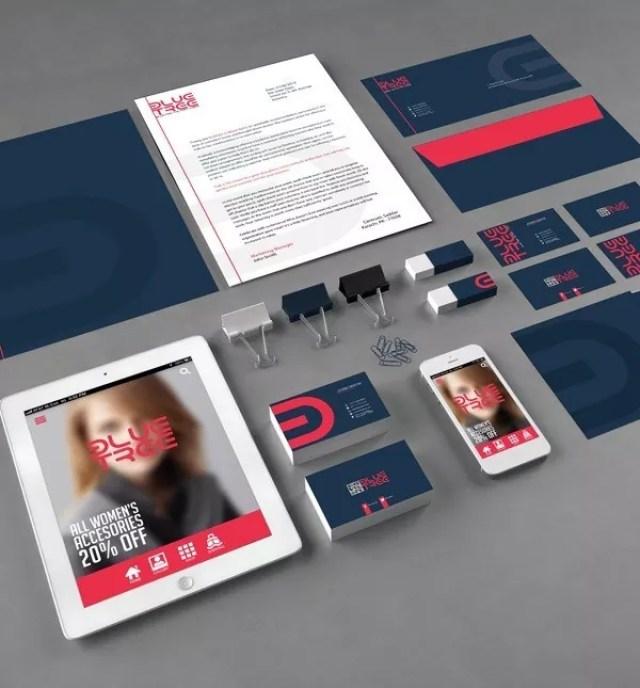 FreePSDMockup0018 - 60+ Branding, Identity & Stationery Free PSD Mockups