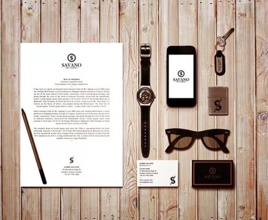 Identity mockup - 60+ Branding, Identity & Stationery Free PSD Mockups