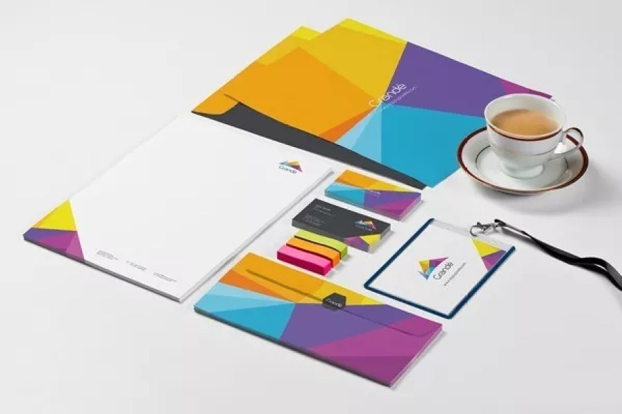 free photorealistic stationery branding mockups - 60+ Branding, Identity & Stationery Free PSD Mockups