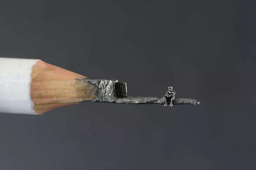 Crime x2 - New Way of Using Pencil - Jasenko Djordjevic