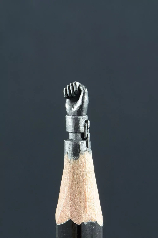 DSC8294 - New Way of Using Pencil - Jasenko Djordjevic