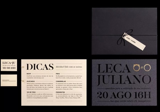 00 composicao geral 2 - 32 Beautiful Envelope Design Examples for Inspiration