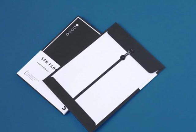 http tadasbujanauskas com images 1 tadasbujanaus 2 - 32 Beautiful Envelope Design Examples for Inspiration