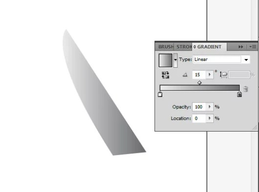 T81 02 - Creating your Very Own Knife Vector Icon in Illustrator