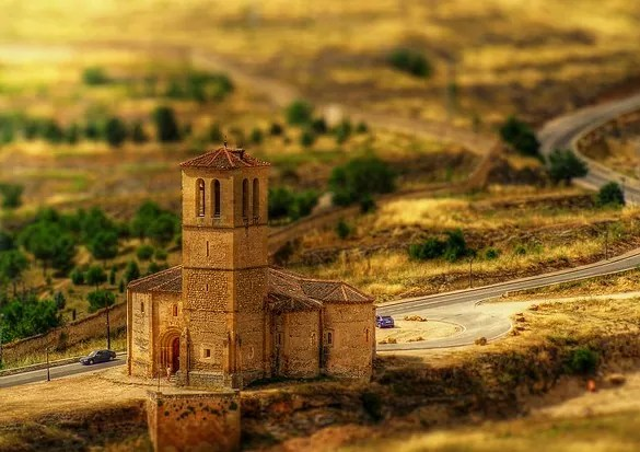 tiltshift photos - 30+ Awesome Examples of Tilt-Shift Photography